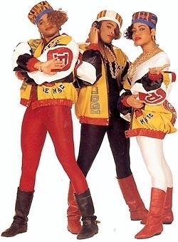 80s Fashion Tip 4 Hip Hop Bondi Girls Surf Riders