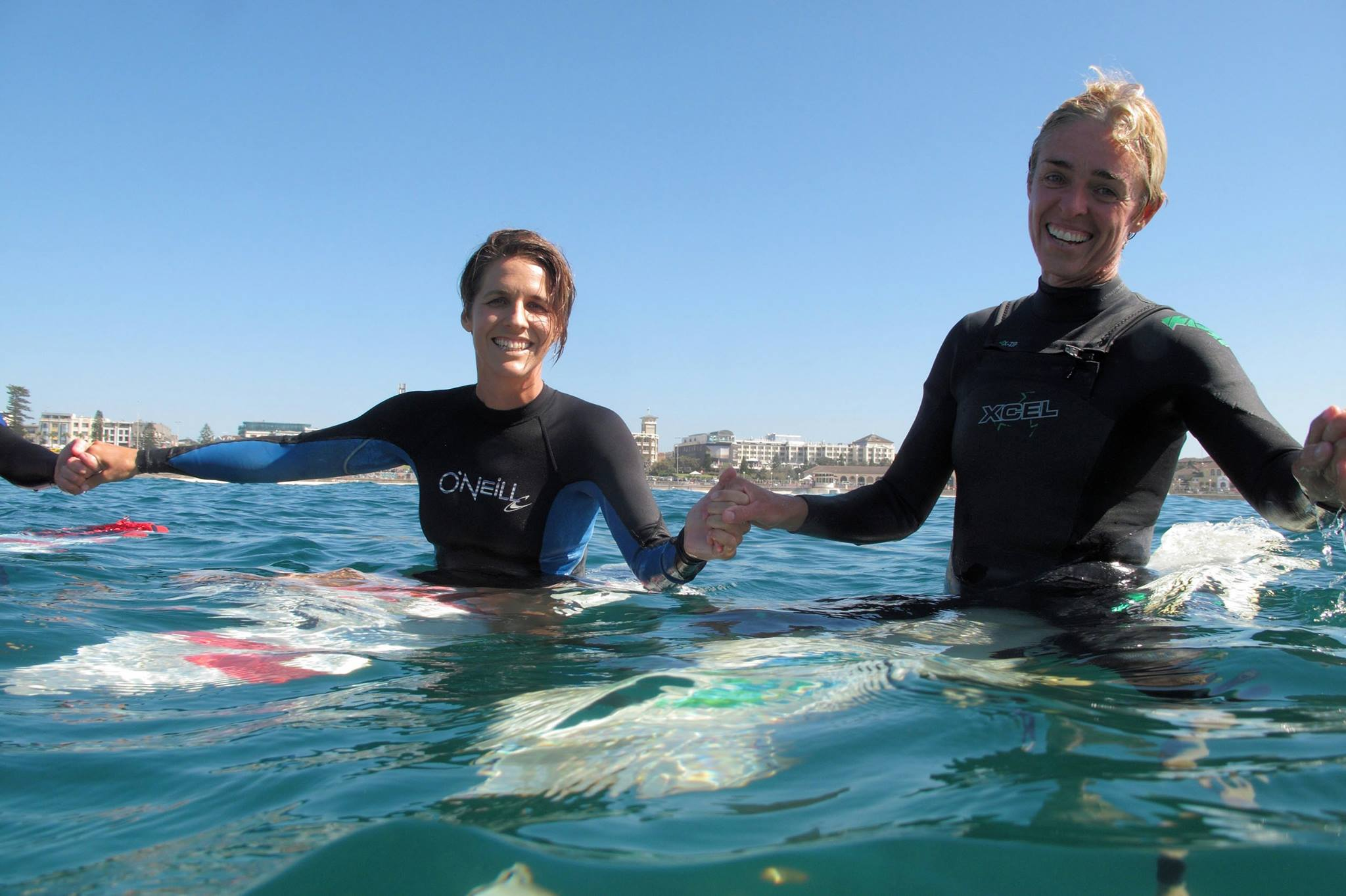 bondi girls Looking to improve your surfing or just hangout with women who surf join bondi's friendliest girls/ladies surf groupour group is made-up of all abilities from the wanna-be whitewash warrior to advan.